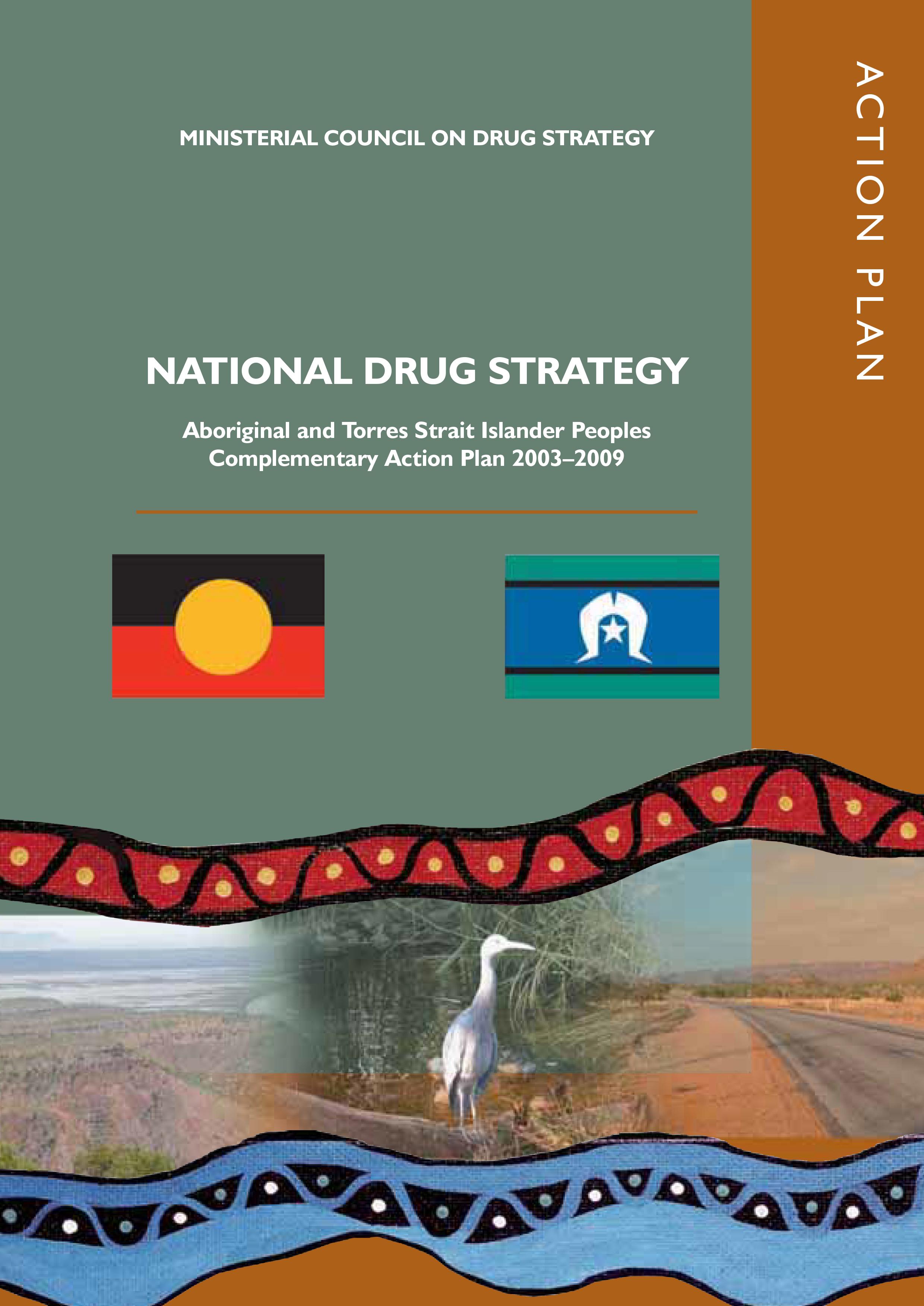 National Drug Strategy - National Aboriginal and Torres Strait Islander Peoples' Drug Strategy - 2014-2019