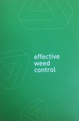 Effective Weed Control Booklet - Turning Point (2009)