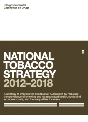 National Tobacco Strategy 2012-2018