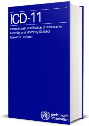 "ICD-11 Extract ""Disorders due to substance use or addictive behaviours"""
