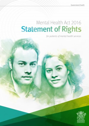 Mental Health Act 2016: Statement of Rights - Qld Health (2017)