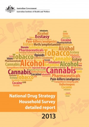 National Drug Strategy Household Survey 2016 Report - AIHW (2017)