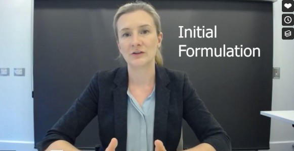 Integrated Formulation: Overview and Examples